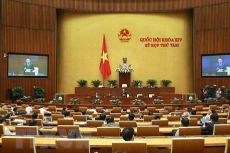Hôm nay, Quốc hội thảo luận về kinh tế - xã hội, ngân sách nhà nước