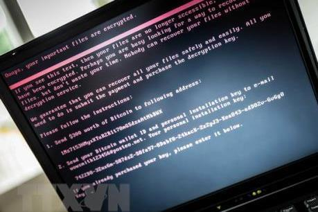 Đã xác định được các máy chủ phát tán mã độc đặt bên ngoài Việt Nam
