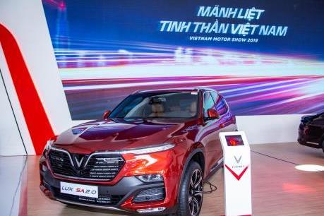 Bảng giá xe ô tô VinFast tháng 1/2020, miễn phí lãi vay 2 năm đầu cho khách
