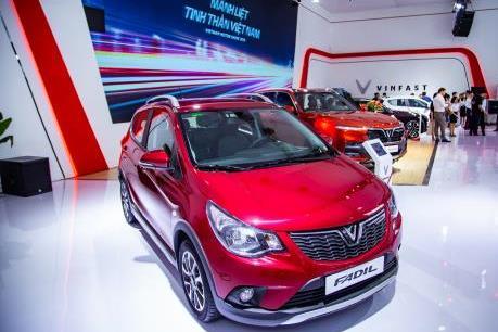 Chương trình ưu đãi đặc biệt giúp VinFast duy trì mức bán ô tô