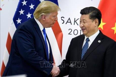 Lãnh đạo Trung Quốc và Mỹ vẫn duy trì liên lạc về thỏa thuận thương mại