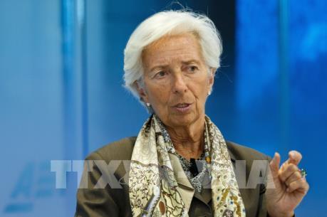 Tân Chủ tịch ECB kêu gọi các nước Eurozone tăng chi ngân sách