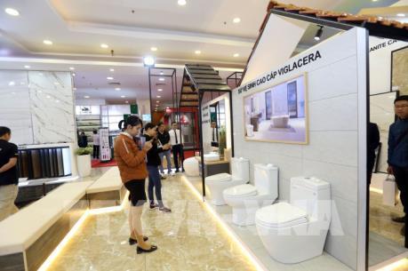 Khai mạc Triển lãm Quốc tế Xây dựng VIETBUILD Đà Nẵng