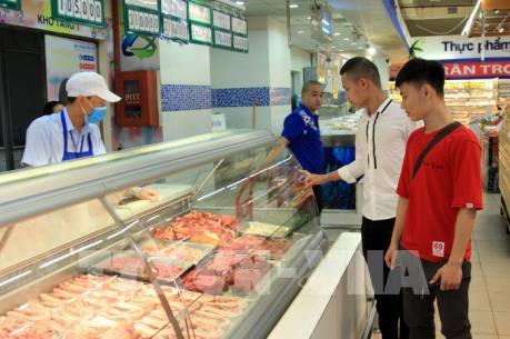 Thị trường thịt lợn: Đảm bảo nguồn cung với giá hợp lý