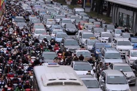 Giảm áp lực giao thông cho Thủ đô Hà Nội
