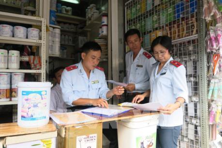 Hiệu quả từ mô hình quản lý an toàn thực phẩm tại Tp. Hồ Chí Minh  