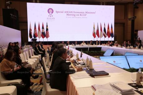 RCEP đặt mục tiêu hoàn tất đàm phán trước cuối năm 2019