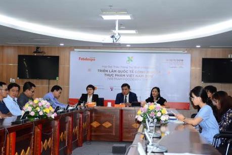 Sắp diễn ra Triển lãm Quốc tế Công nghiệp Thực phẩm Việt Nam 2019