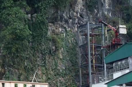 Hà Giang đình chỉ dự án thang máy ngắm cảnh, thăm quan di tích Đồn Cao