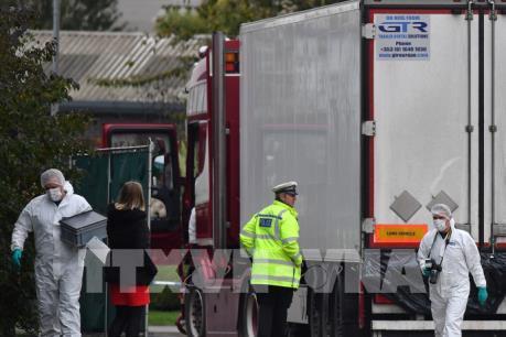Nghệ An thông tin một số nội dung liên quan vụ phát hiện 39 thi thể người nhập cư vào Anh