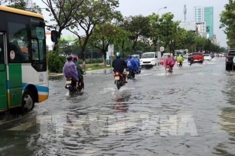 Quảng Nam, Đà Nẵng mưa to, nguy cơ cao xảy ra lũ quét, sạt lở đất