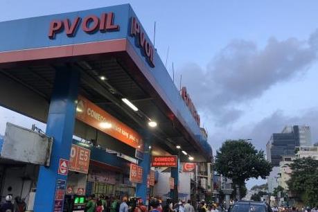 Sản lượng kinh doanh xăng dầu qua PVOIL Easy tăng