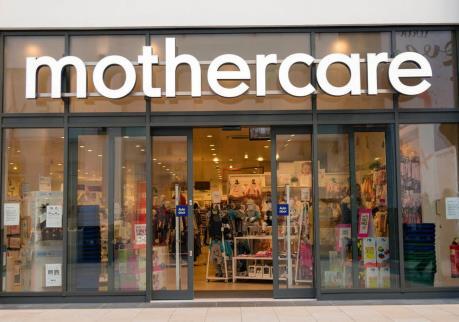 Chuỗi cửa hàng Mothercare ở Anh liên tục thua lỗ