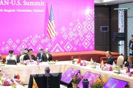 Thủ tướng Nguyễn Xuân Phúc dự Hội nghị Cấp cao ASEAN - Hoa Kỳ lần thứ 7