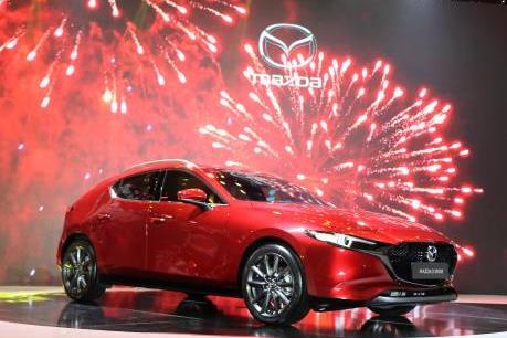 Mazda3 và Mazda3 Sport ra mắt thị trường Việt chốt giá từ 719 triệu đồng