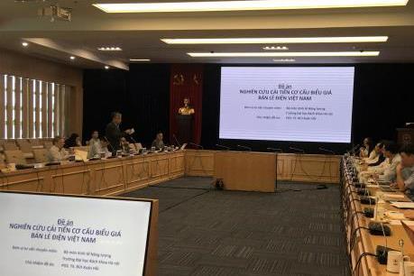 Đề xuất luật hóa chu kỳ điều chỉnh giá điện