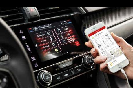 Honda ra mắt ứng dụng My Honda+ tiện ích cho người sử dụng xe