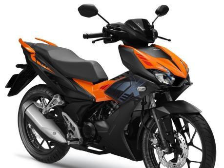 Honda Việt Nam bổ sung phiên bản màu mới WINNER X với giá bán không đổi