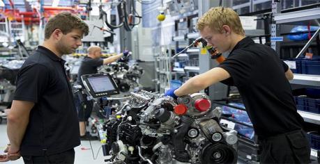 Doanh nghiệp Đức kỳ vọng kinh doanh sẽ cải thiện trong 6 tháng tới