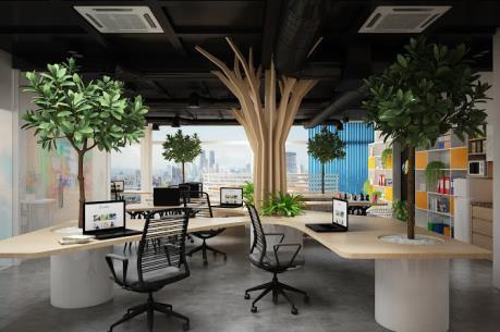 Sự chuyển dịch của mô hình văn phòng cho thuê