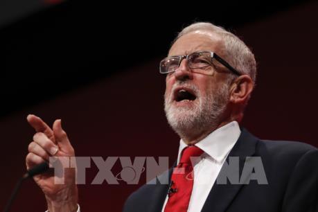 Anh: Đảng Bảo thủ cầm quyền gia tăng áp lực với Công đảng đối lập