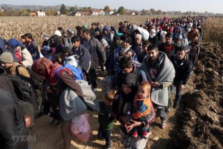 EC đề xuất siết kiểm soát biên giới và đẩy nhanh trục xuất người nhập cư trái phép