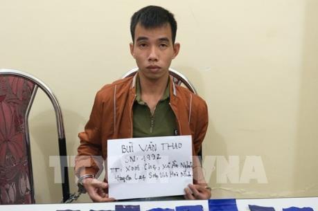 Sơn La: Bắt giữ một đối tượng, thu 2.580 viên ma túy tổng hợp