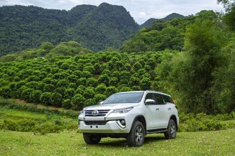 Bảng giá xe ô tô Toyota tháng 12/2019, ưu đãi đến 100 triệu đồng