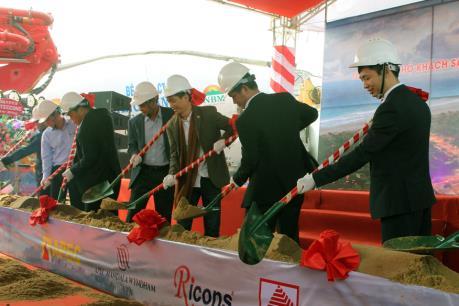 Khởi công dự án Apec Madala Wyndham Phú Yên