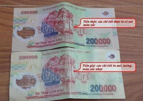 Ngân hàng Nhà nước khuyến cáo người tiêu dùng kiểm tra đồng tiền khi giao dịch tiền mặt