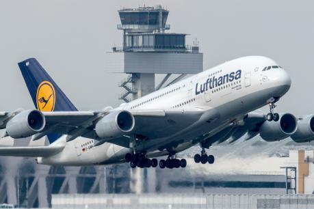 Hãng hàng không Đức Lufthansa hủy hơn 1.000 chuyến bay do lo ngại đình công