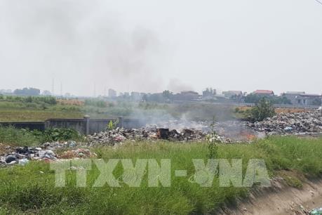 Báo động tình trạng ô nhiễm và xâm lấn đất đai ở làng nghề quy mô lớn
