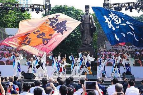 Sắp diễn ra Lễ hội Kanagawa Nhật Bản tại Hà Nội