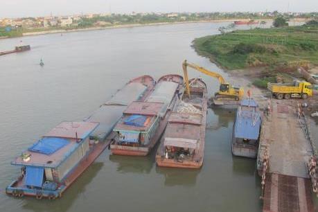 Cảng vụ Đường thủy khu vực II tăng hiệu quả quản lý cảng, bến thủy