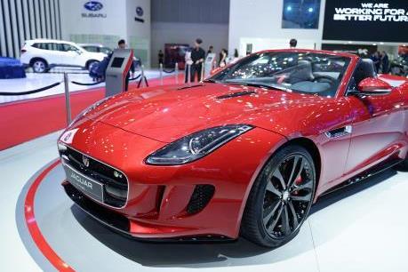 Bảng giá xe Jaguar tháng 11/2019