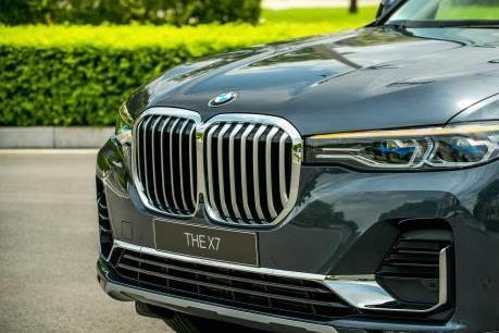 Bảng giá xe ô tô BMW tháng 11/2019, X7 full-size lần đầu xuất hiện