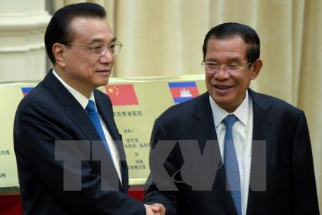 Trung Quốc đẩy mạnh hợp tác đầu tư tại Campuchia
