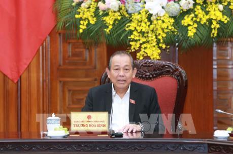 Phó Thủ tướng: Xử lý tình trạng gây phiền hà cho người dân, doanh nghiệp