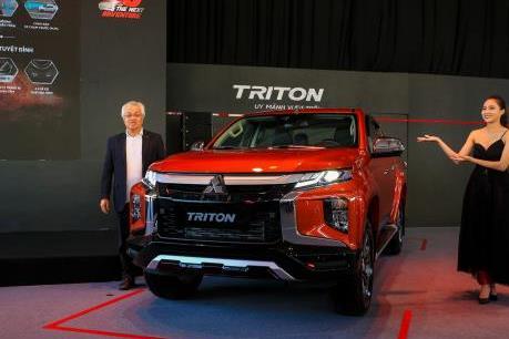 Mitsubishi ra mắt 5 phiên bản Triton 2020 có 12 điểm nâng cấp nổi bật