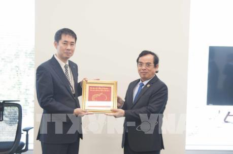 Việt Nam và Nhật Bản đối thoại hợp tác kinh tế