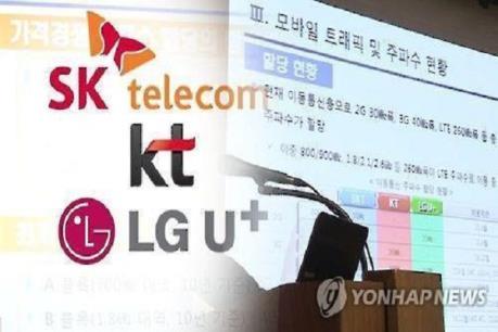 Lợi nhuận các nhà mạng di động Hàn Quốc sụt giảm do phát triển mạng 5G