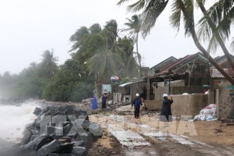Phú Yên đảm bảo an toàn cho người dân trước bão số 6