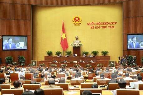 Tuần tới, Quốc hội tập trung xây dựng pháp luật