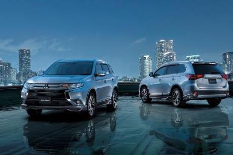 Mitsubishi Motors Việt Nam ưu đãi giá bán xe hơn 90 triệu đồng