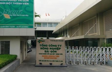 Kết luận thanh tra về sai phạm tại Tổng Công ty Nông nghiệp Sài Gòn