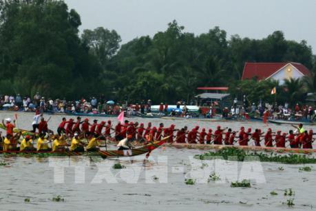 Tưng bừng Ngày hội Văn hóa, Thể thao và Du lịch đồng bào Khmer