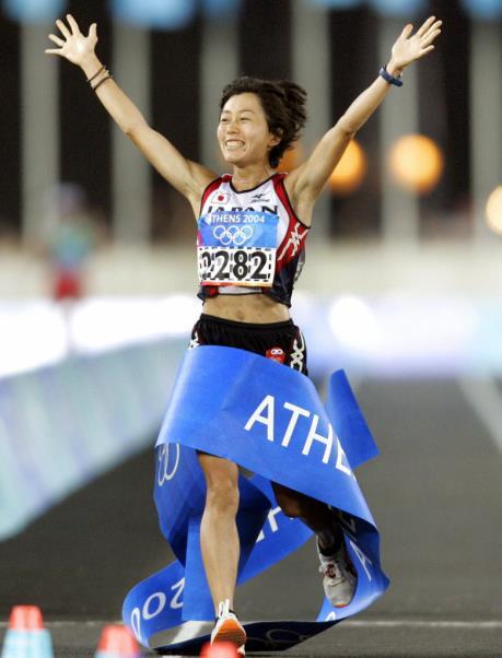 Nữ vận động viên marathon được chọn là người rước đuốc Olympic Tokyo 2020