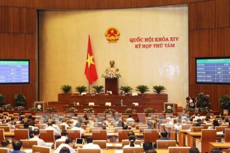 Kỳ họp thứ 8, Quốc hội khóa XIV: Hoàn thiện thể chế, khơi thông nguồn lực