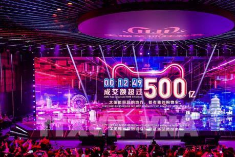 """Alibaba kỳ vọng sẽ có 800 triệu người mua hàng trong """"Ngày Độc thân"""" 2020"""
