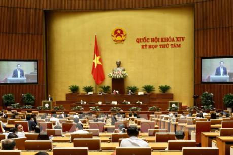 Quốc hội thảo luận Báo cáo nghiên cứu khả thi về dự án Cảng hàng không quốc tế Long Thành